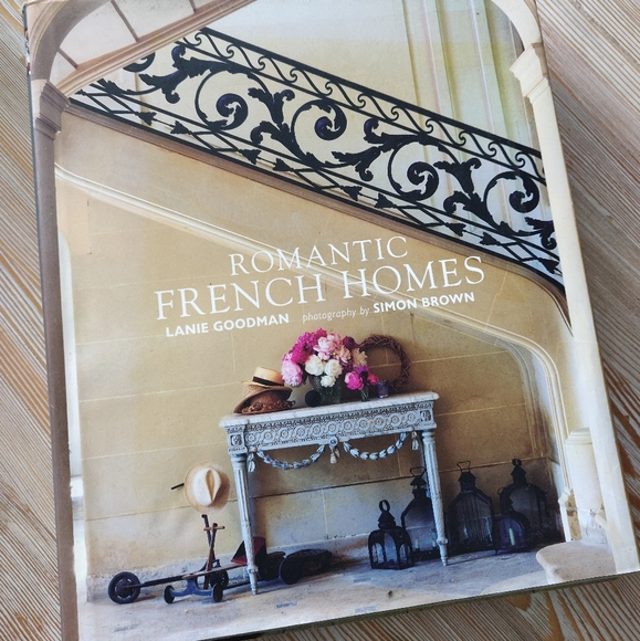 2/$20 - Romantic French Homes